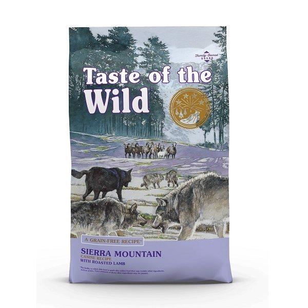Bạn biết gì về thức ăn cho chó mèo Taste Of The Wild?