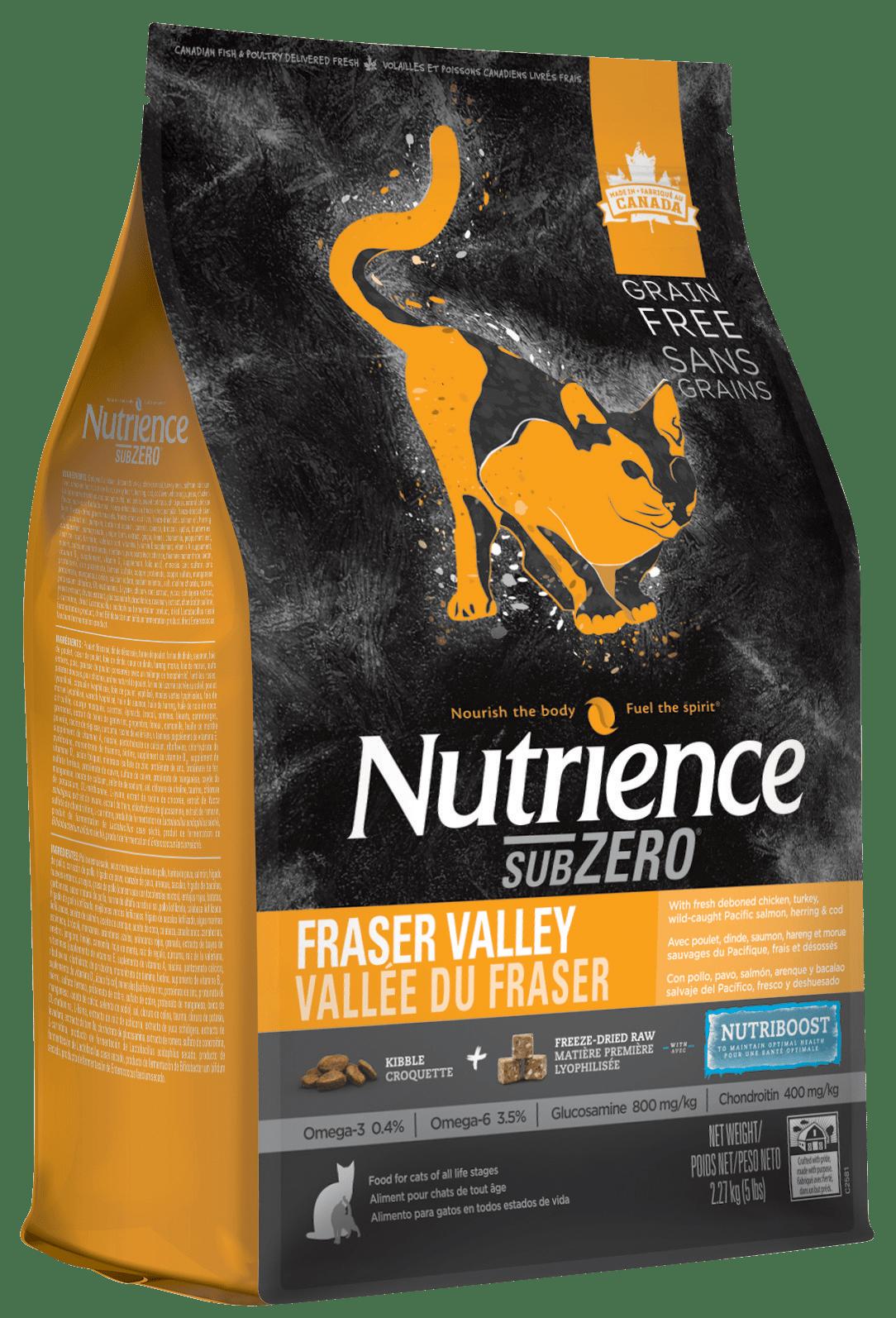 Đánh giá về thức ăn Nutrience cho chó và mèo từ Canada