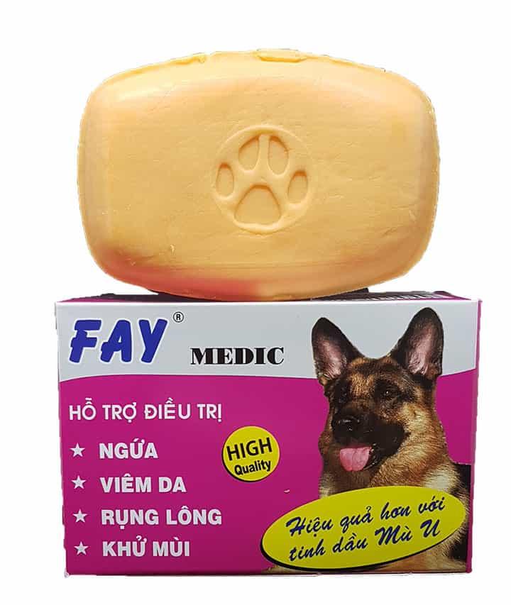 Tìm hiểu về các loại xà phòng cho chó